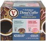Victor Allen Donut Shop Blend 42-Pack Single Serve Brew Cups