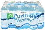 24 Pk. Purified Water