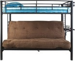 Twin Futon Bunk Bed