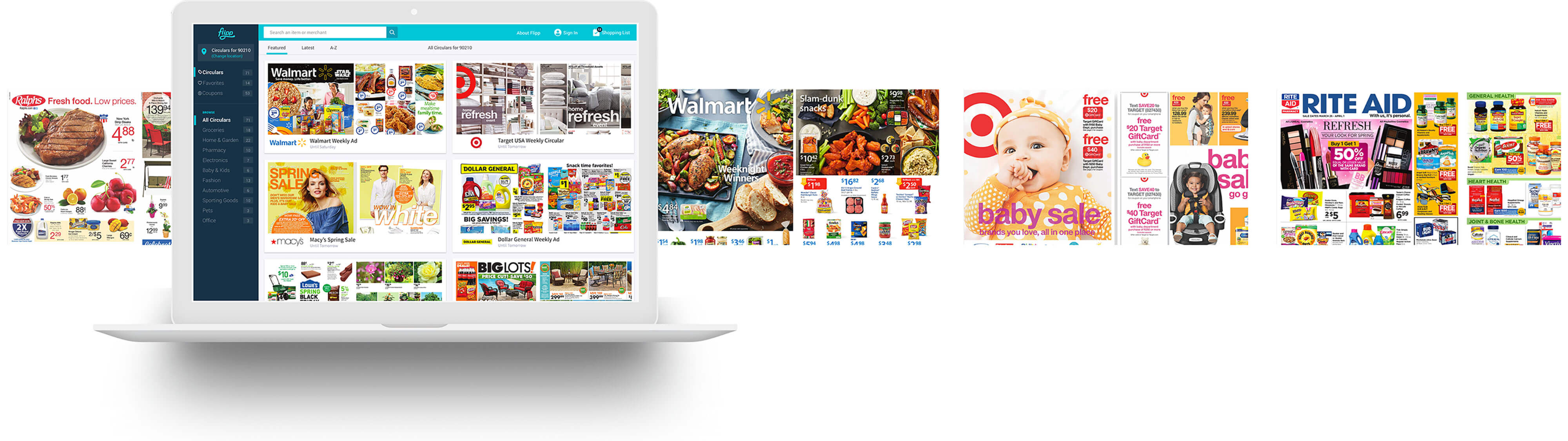 Weekly Ad Circulars, Deals & Online Coupons | Flipp