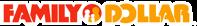 logo of familydollar retailer