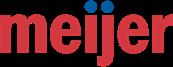logo of meijer retailer