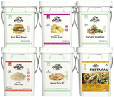 Augason Farms Dinner Basics Emergency Food Supply Pail Kit Deal in Houston