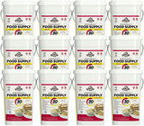 Augason Farms Basic Emergency Food Pail (1 person, 30 days, 12 pk.) Deal in Houston