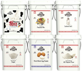 Augason Farms Baking Basics Emergency Food Supply Pail Kit Deal in Houston