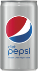 Diet Pepsi Mini (7.5oz / 24pk) Deal in Houston