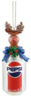 Northlight® 5-Inch Pepsi® Can with Reindeer Ornament Deal in Houston