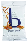 Just The Basics Cheese Twists Deal in Houston