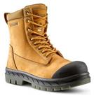 16da37dff Dakota Men's Dakota 8518 8 Inch Steel Toe Steel Plate Safety Work Boot Tan  14 - Online