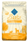 BLUE Basics® Sensitive Solution Turkey and Potato Healthy Weight Adult Dog Food size:24 Lb Deal in Houston