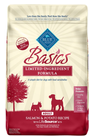 BLUE Basics® Limited Ingredient Adult Dog Food - Salmon and Potato size:24 Lb Deal in Houston