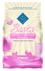 BLUE Basics® Limited Ingredient Turkey and Potato Small Breed Dog Food size:4 Lb Deal in Houston