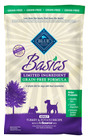 BLUE Basics® Adult Dog Food - Limited Ingredient, Grain Free, Turkey and Potato size:4 Lb Deal in Houston
