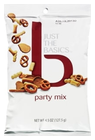 Just The Basics Party Mix, 4 OZ Deal in Houston
