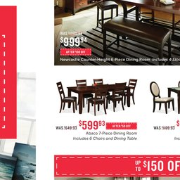View Our Weekly Ad Value City Furniture