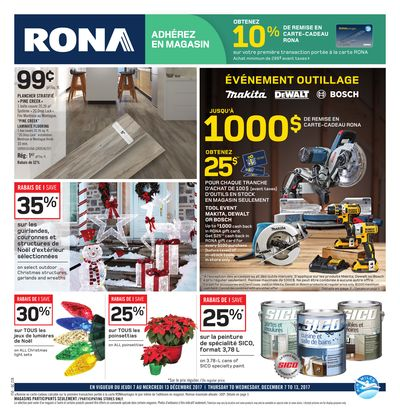 RONA Renovation Projects And Home Construction