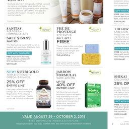 sales flyer pharmaca
