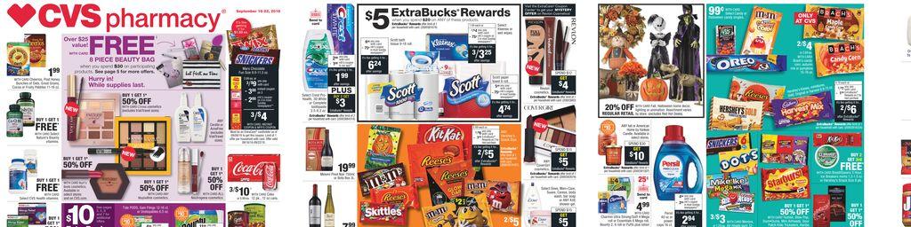 cvs pharmacy weekly ad sep 09 to sep 15