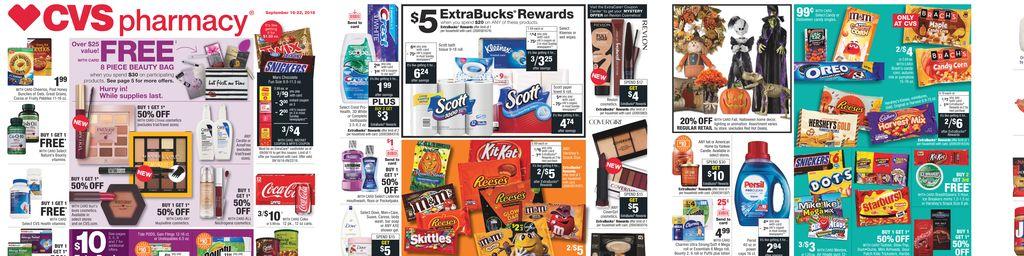 cvs pharmacy weekly ad sep 16 to sep 22