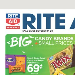 Rite Aid Weekly Ad - Oct 14 to Oct 20