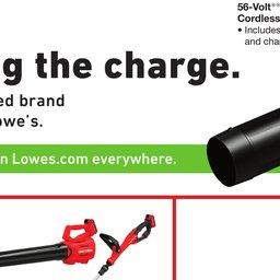 Lowe S In Store Promotion Diy Boston Globe