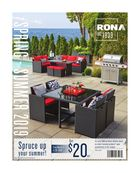 RONA Spring and Summer Book in