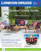 London Drugs Outdoor Living in Halifax