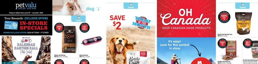 Okotoks Weekly Pets Flyers and Deals | Flipp