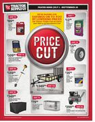 Tractor Supply Company  Price Cut in