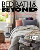 Bed Bath & Beyond  Monthly Flyer in