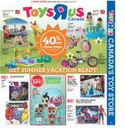 "Toys ""R"" Us Flyer in"