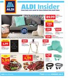 ALDI In Store Ad in Houston