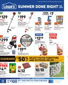 Lowe's Weekly Ad in