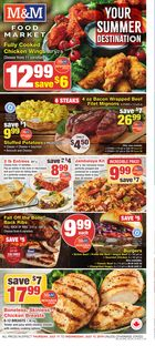 M&M Food Market Weekly Flyer in