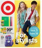 Target Weekly Circular in Houston
