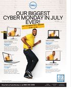 Dell Cyber Monday in July in