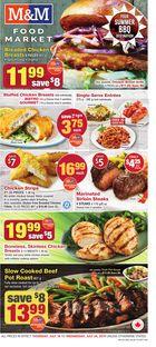 M&M Food Market Weekly Flyer in Halifax