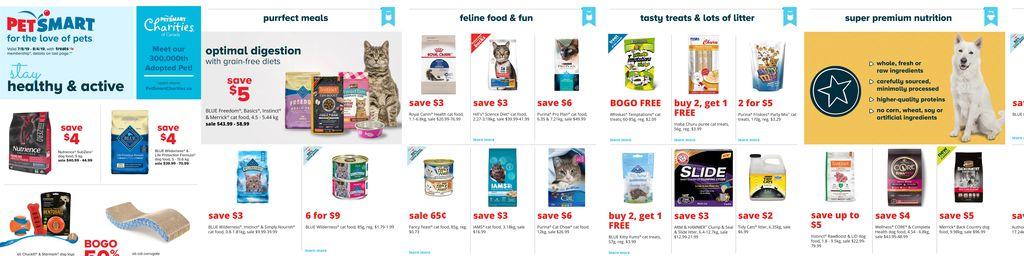 PetSmart Monthly Flyer in Halifax