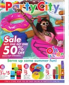 Party City Local Ad in