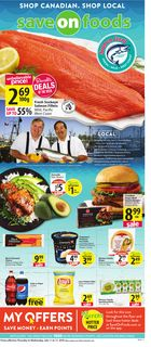Save-On-Foods Flyer in