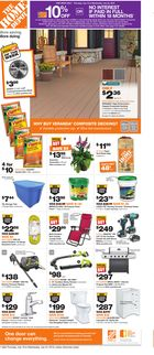 Home Depot Weekly Flyer in Halifax