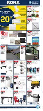 RONA Weekly Flyer in Halifax