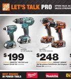 Home Depot Pro Flyer in