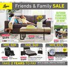 Leon's Friends & Family Sale in Halifax