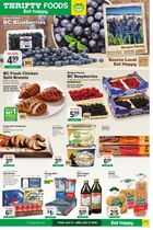 Thrifty Foods Weekly Flyer in