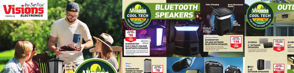 Visions Electronics Cool Tech Supplement in