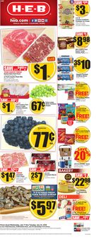 H-E-B Weekly Ad in Houston