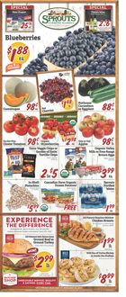 Sprouts Farmers Market Weekly Ad in Houston