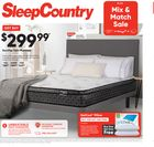 Sleep Country Canada eFlyer in