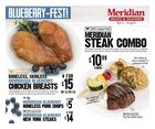 Meridian Meats And Seafood  Weekly in